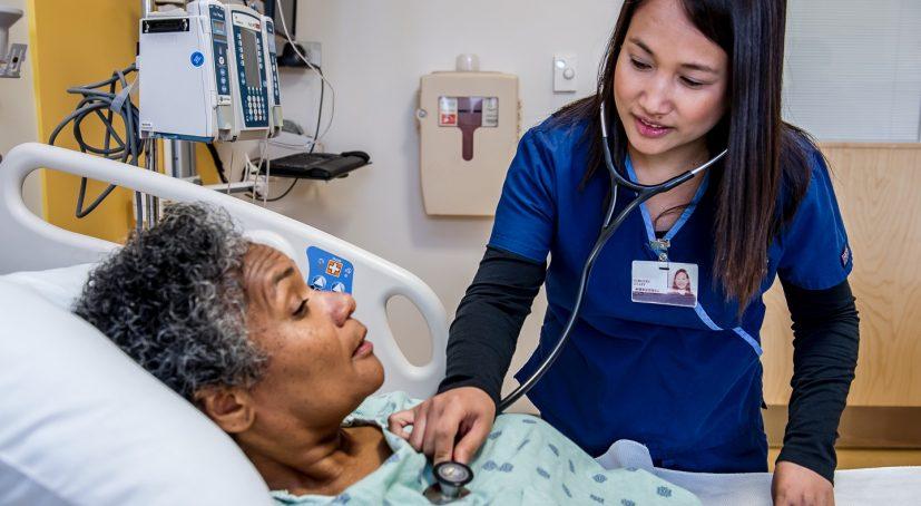 Nurses – The heart of healthcare: appreciation from many